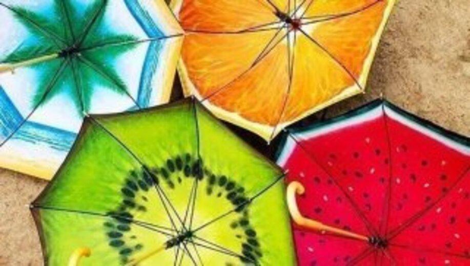 Модные зонты 2018