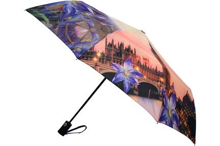 Женский зонт Lantana ( полуавтомат ) арт. 813-05