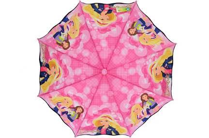 Детский зонт Paolo Rosi ( полуавтомат ) арт. 007-04