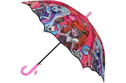Детский зонт Paolo Rosi ( полуавтомат ) арт. 007-06