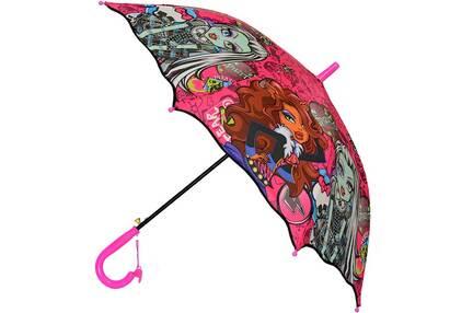 Детский зонт Paolo Rosi ( полуавтомат ) арт. 007-08