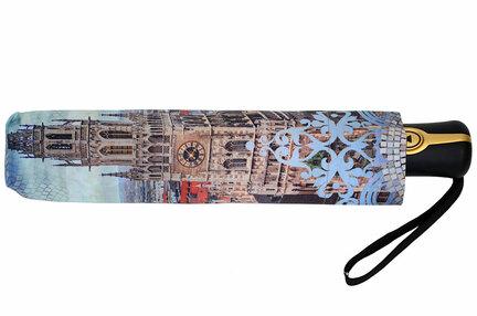 Женский зонт Три Слона ( полуавтомат ) арт. 881C-08