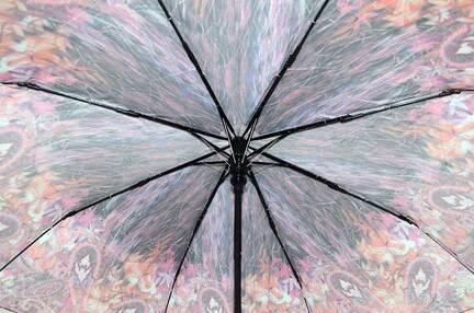 Женский зонт Три Слона ( полуавтомат ) арт. 882A-01