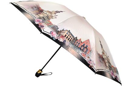 Женский зонт Три Слона ( полный автомат ) арт. L3801-02