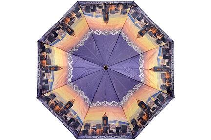 Женский зонт Три Слона ( полный автомат ) арт. L3884-02