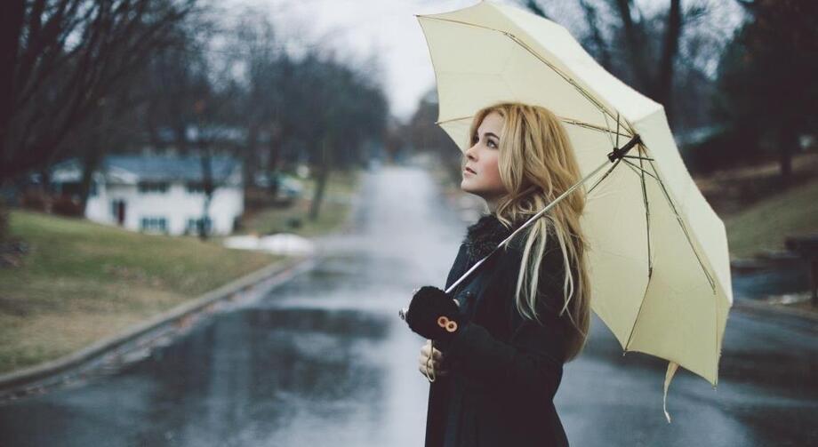 Зонт в подарок: правила этикета